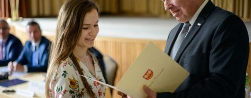 Katarzyna Cygan laureatką konkursu historycznego Twarze Niepodległej
