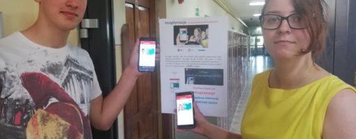 mLegitymacja – Pierwsza szkoła w Powiecie Tarnowskim