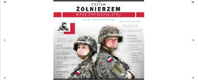 """""""Zostań żołnierzem Rzeczpospolitej"""""""