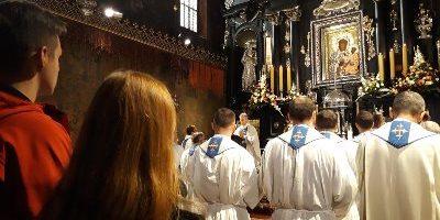 Diecezjalna pielgrzymka maturzystów
