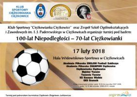 Turniej Piłkarski dla dzieci u mistrza Paderewskiego