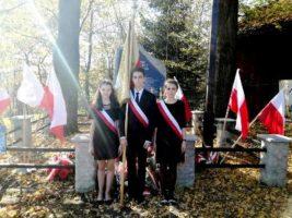 Uroczystości religijno – patriotyczne w Dąbrach