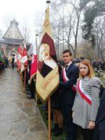 XX Zlot Niepodległościowy – cmentarz nr 171 – Łowczówek