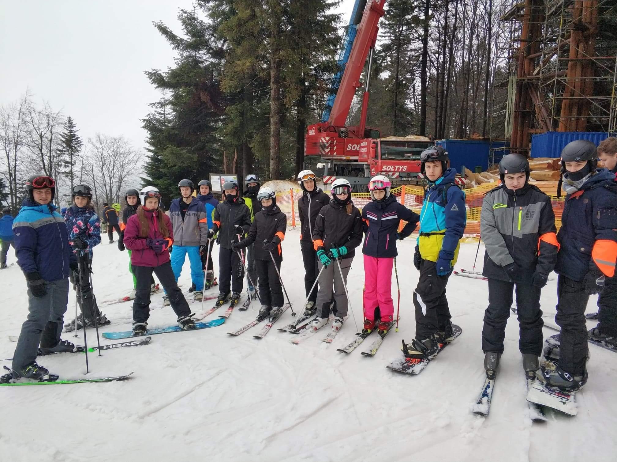 Z Nami Nuda Się Nie Uda!!! – wyjazd na narty