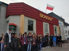 Zwiedzanie firmy Bogoni
