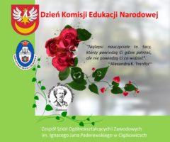 Dzień Komisji Edukacji Narodowej – 14 października 2019 roku