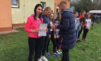 Powiatowe Sztafetowe Biegi Przełajowe Dziewcząt i Chłopców – Żabno