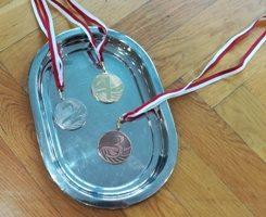 Szkolne Zawody w Badmintona