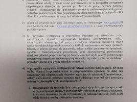 Wytyczne dotyczące organizowania  i przeprowadzenia egzaminu maturalnego