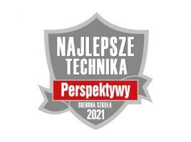 """Srebrna Tarcza – znak jakości szkoły """"u mistrza Paderewskiego"""""""