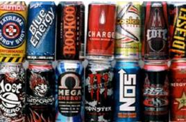 Uwaga! Napoje energetyczne powodują niebezpieczne skutki uboczne!