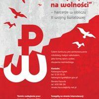 """Małopolski konkurs """"Tak jak ptaki na wolności"""" – harcerze w obliczu II wojny światowej rozstrzygnięty"""